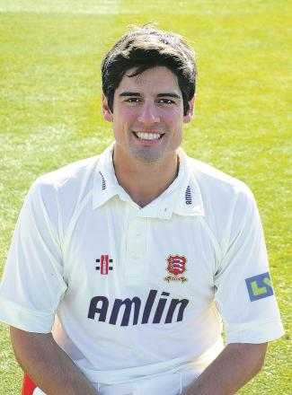 England captain Alastair Cook will be at Maldon on Sunday along with a host of cricketing stars