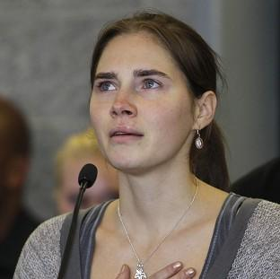 Maldon and Burnham Standard: Amanda Knox insisted she is innocent of the murder of British student Meredith Kercher and will appeal against an Italian court decision (AP)