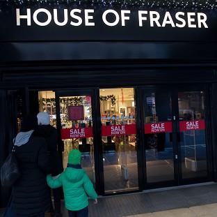 Maldon and Burnham Standard: A majority stake in House of Fraser was bought by Chinese conglomerate Sanpower