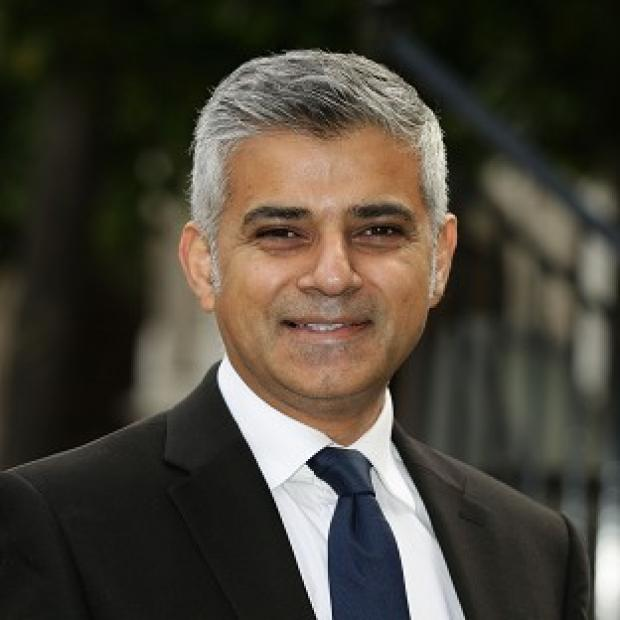 "Maldon and Burnham Standard: Sadiq Khan is pledging Labour will be ""active"" in seeking racial equality."