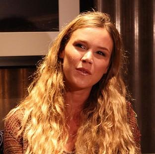 Joss Stone was targeted by the two