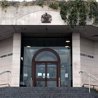 A company has been fined by a judge at Newport Crown Court after the death of an engineer