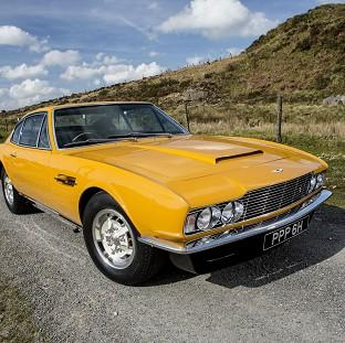 Maldon and Burnham Standard: The famed 1970 Aston Martin DBS which starred in the hit British television series The Persuaders! sold for �533,500