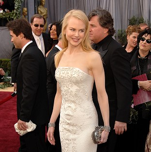 Nicole Kidman has said she would give up her movie career for her family