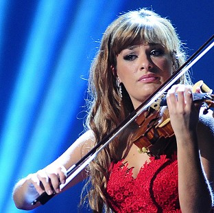 Violinist Nicola Benedetti was awarded an ambassadorial role on the tenth anniversary of her BBC Young Musician win