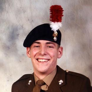 Fusilier Lee Rigby was murdered in Woolwich, south-east London