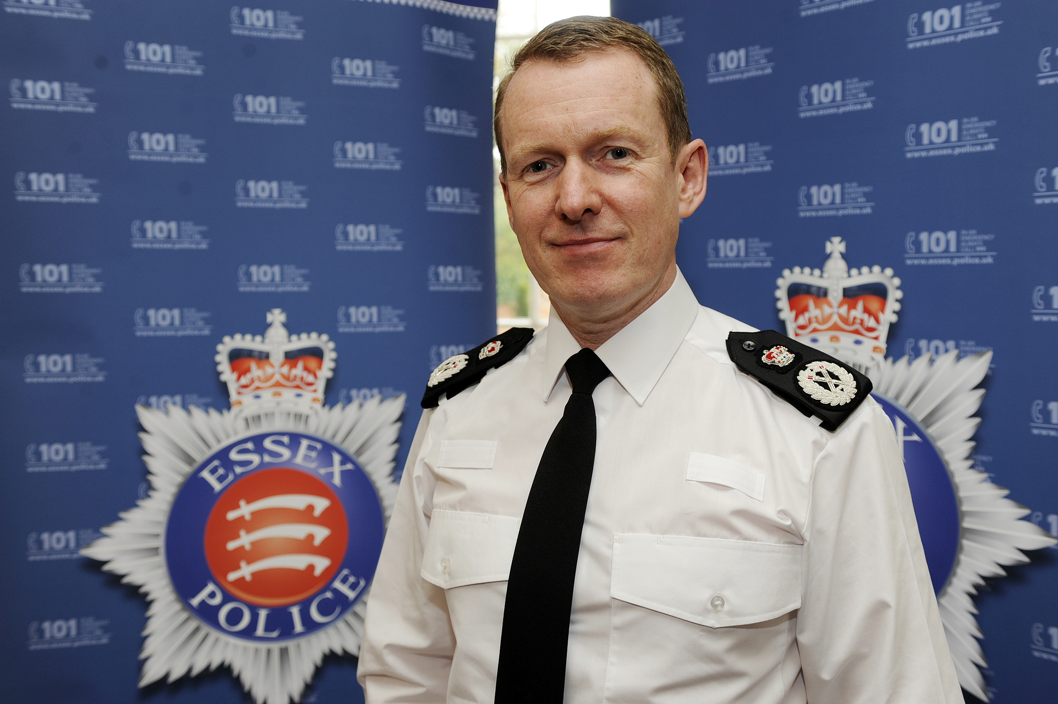 Chief constable Stephen Kavanagh has announced extra local policing officers