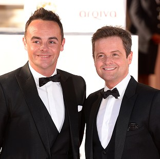 Ant and Dec took it in turns to take over when Simon Cowell missed a