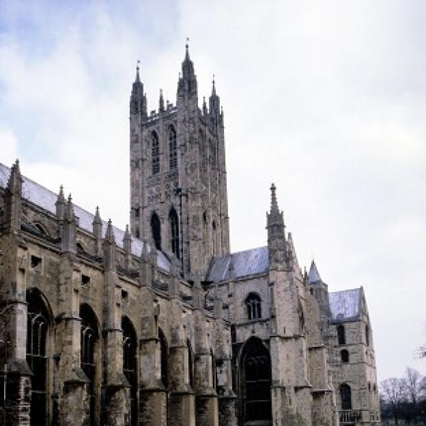 Maldon and Burnham Standard: Canterbury Cathedral has been awarded �11.9 million by the Heritage Lottery Fund.