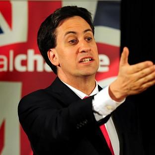 Ed Miliband said leaving the European Union was