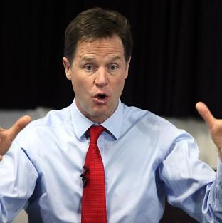 "Maldon and Burnham Standard: Nick Clegg says Lord Oakeshott's actions were ""totally unacceptable"""