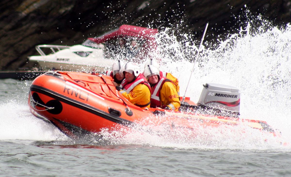 Lifeboats kept busy with numerous call outs