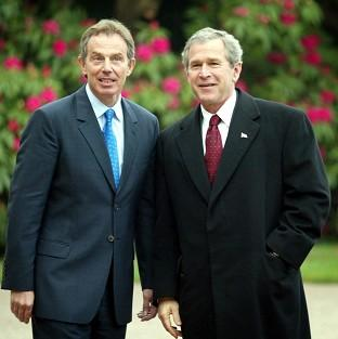 An agreement has been reached on disclosure of discussions between Tony Blair and George W Bush