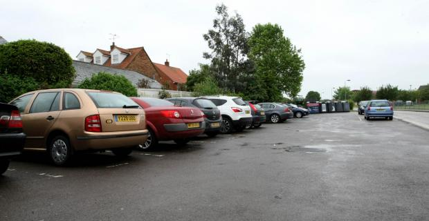 Maldon and Burnham Standard: Millfields car park