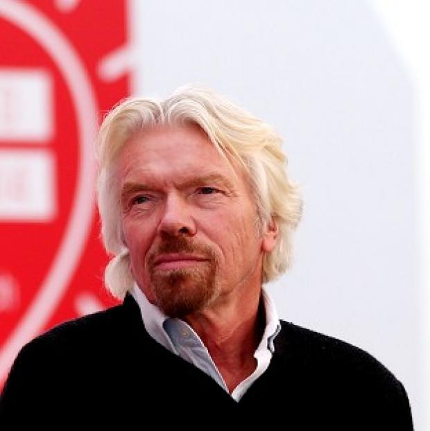 Maldon and Burnham Standard: Virgin boss Sir Richard Branson was sent more than a thousand tweets urging him to block the flight