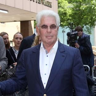 PR guru Max Clifford had branded his accusers 'fantasists'