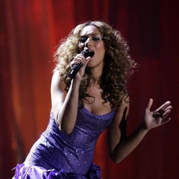 Maldon and Burnham Standard: Leona Lewis has signed for Island Records.