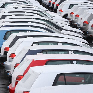 New car sales are continuing to rise
