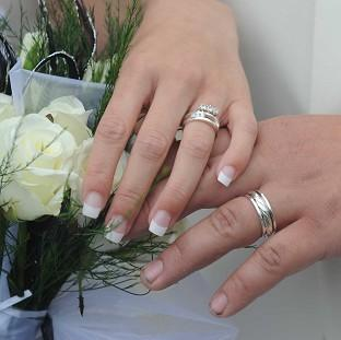 Maldon and Burnham Standard: The Government is being urged to bring forward laws to include details of the bride and groom's mothers on marriage certificates
