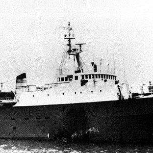 Hull-based trawler, the Gaul, which sank in 1974 with the loss of 36 men.