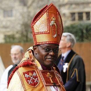 The Archbishop of York says inequality in British life needs to be addressed