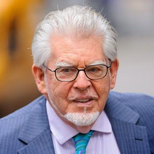 Rolf Harris denies all charges.