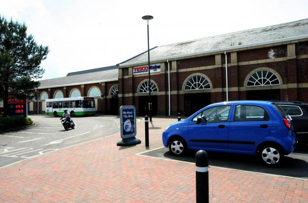 Young drivers have been meeting in the Tesco car park in Maldon