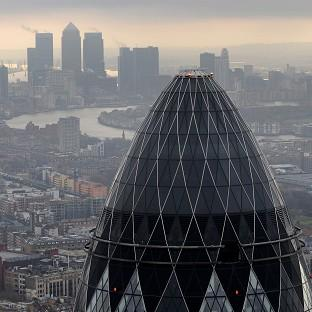 A ratings agency has upgraded its view of the UK economy's prospects