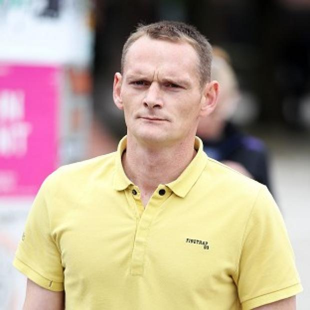 Maldon and Burnham Standard: Lee Horner arrives at Leeds Magistrates' Court for a hearing over the death of his partner in a dog attack