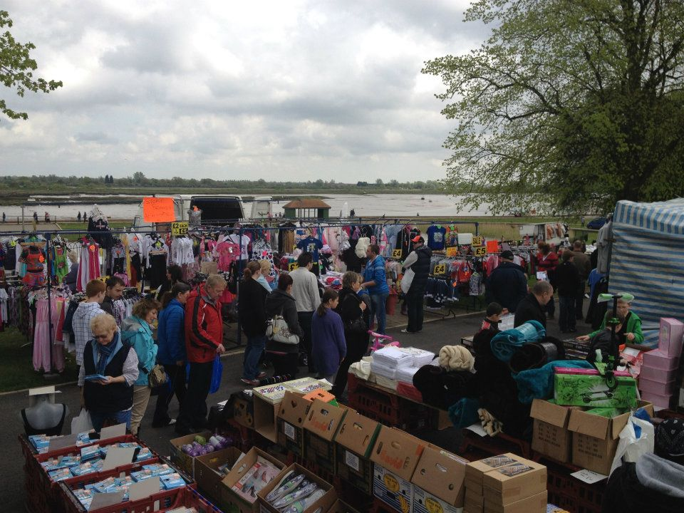 The organisers of the bank holiday market at Maldon's Promenade Park will run a trial market in Burnham