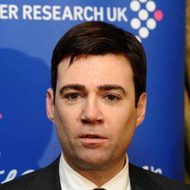 "Maldon and Burnham Standard: Andy Burnham said there was ""no doubt"" e-cigarettes were a ""gateway product"""