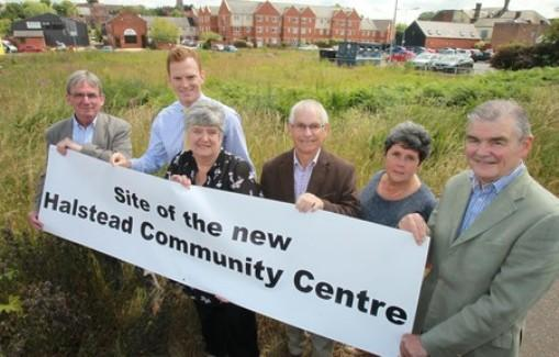 Exciting bid for Halstead cultural hub
