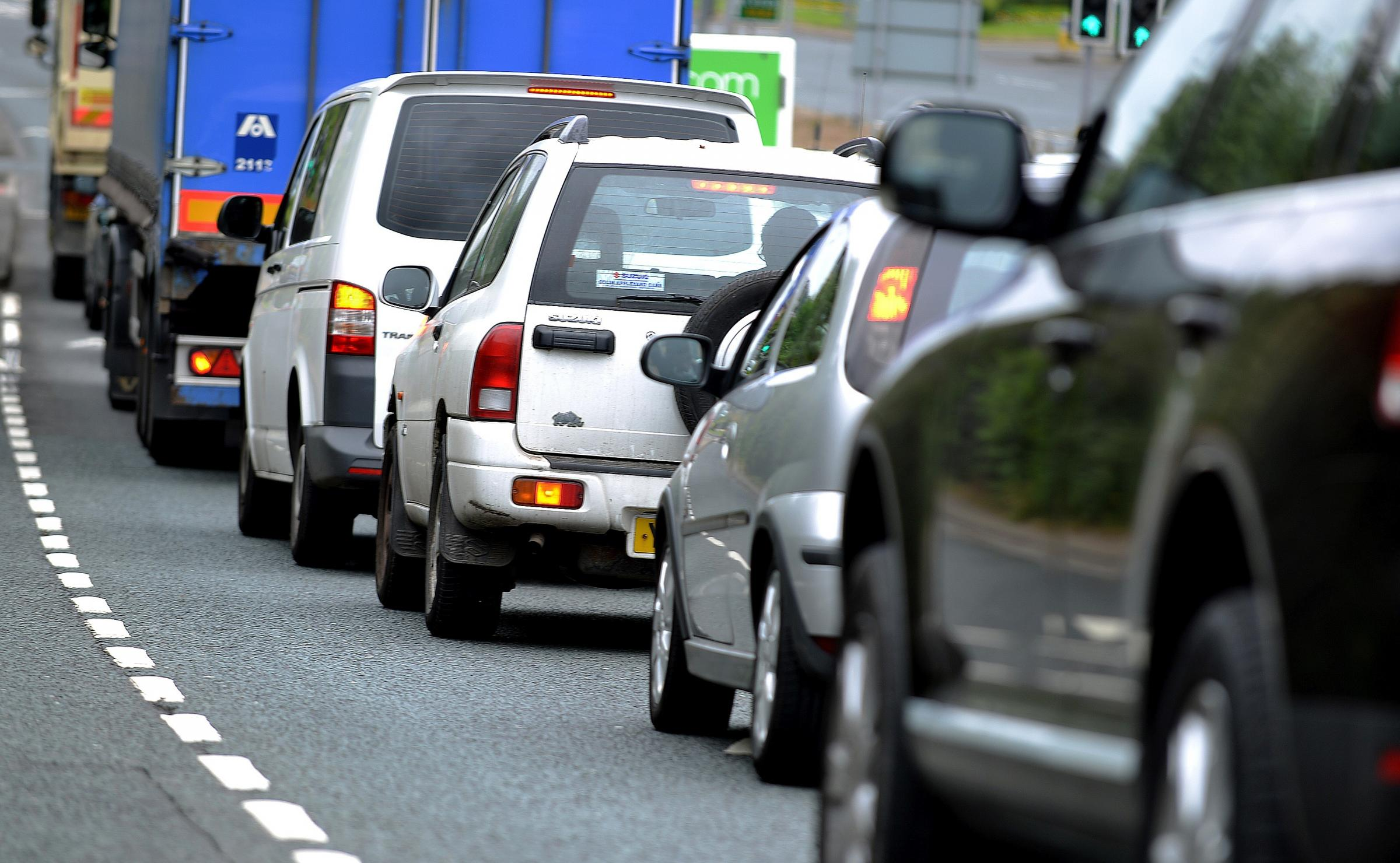 Road improvements could tackle congestion