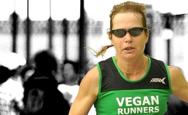 Fiona Oakes is running seven marathons over seven continents in seven days