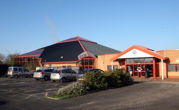 A new aerobics studio has been proposed for Blackwater Leisure Centre