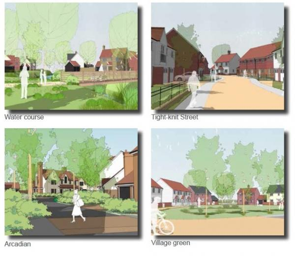 Public consultation set to go ahead on 1,235 garden suburb homes proposal