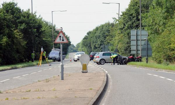 UPDATE: 22-year-old motorcyclist dead after South Woodham Ferrers crash