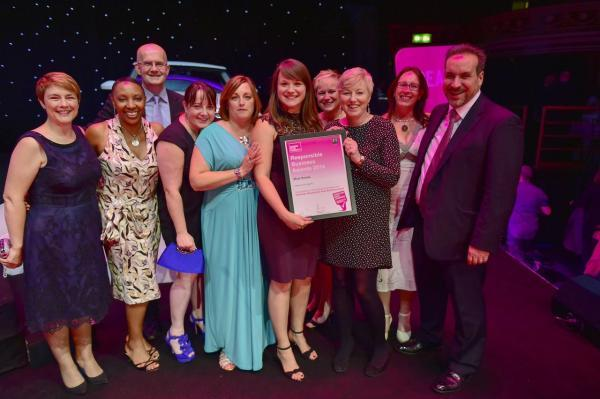 Moat is highly commended in small business awards