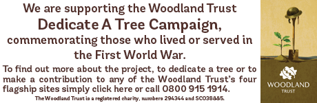 Maldon and Burnham Standard: Woodland Trust