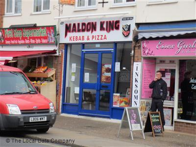 Three Turkish men were arrested for immigration offences at Maldon King
