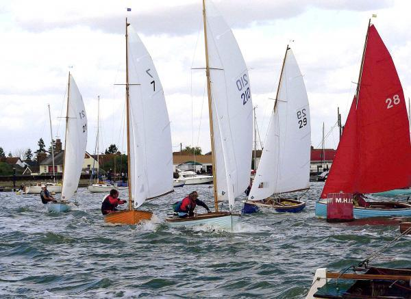 Sailing club applied for CCTV before thefts