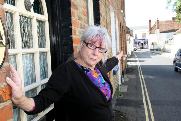 Poppy Miller thinks Wetherspoons will harm her street