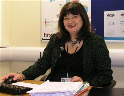 Julie Alderson is the new interim finance director at Maldon District Council