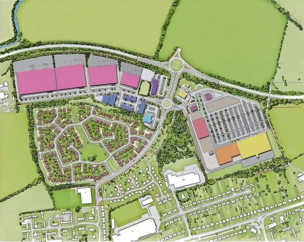 Concerns over £45million Dovercourt development
