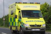 Ambulance service warns of road safety after 297 crashes involved children