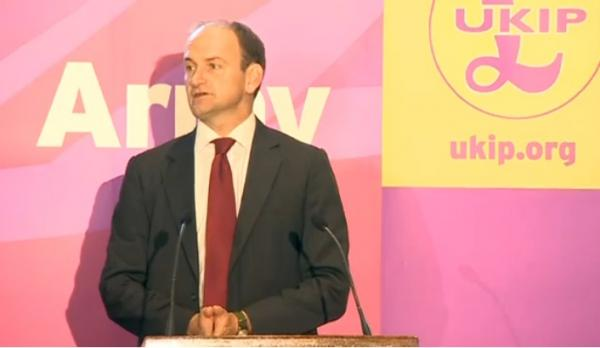 Tory Clacton MP Douglas Carswell defects to UKIP