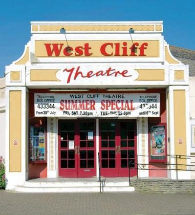 Show will be staged at Clacton's West Cliff Theatre