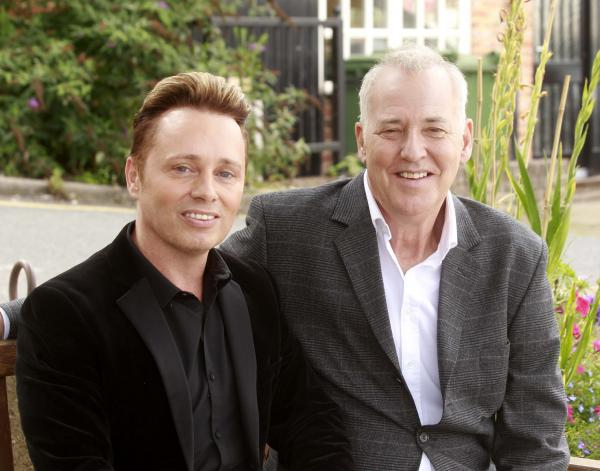 Maldon gay dad teams up with Barrymore to launch new TV show