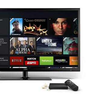 Amazon's set-top TV box aims to compete with Apple TV and Google Chromecast.
