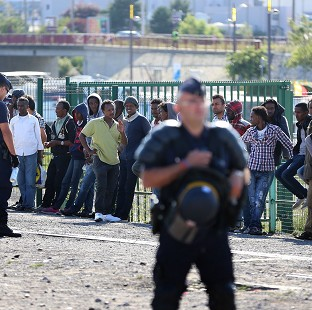 Plight of migrants 'scandalous'